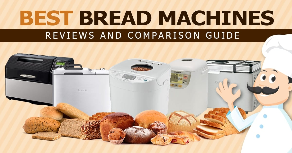 The Beautiful Zojirushi Bread Machine - The Finest Bread Maker