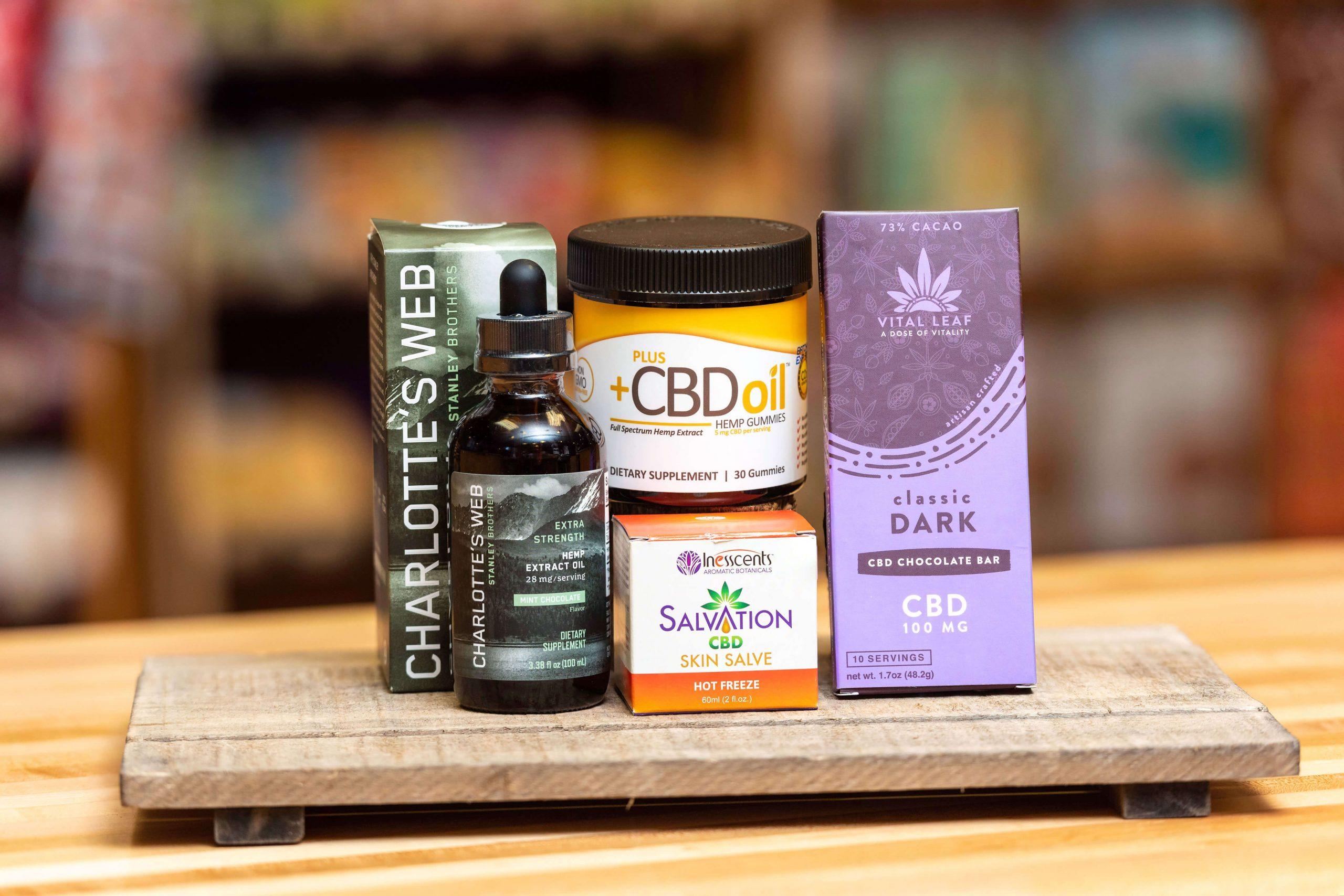 The Top 7 CBD Brands Reviewed